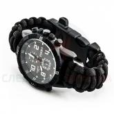 ����������� ���� Pinbo Paracord Watch c �������