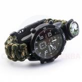 ����������� ���� Pinbo Paracord Watch c ������� ���