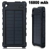 ��������� ������ Power Bank Solar EK-10 16 800 mAh + ������� ������