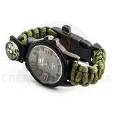 ����������� ���� Xinhao Paracord Watch c ��������
