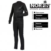Термобельё Norfin Junior THERMO LINE Black