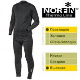 Термобельё Norfin THERMO LINE 2 Black